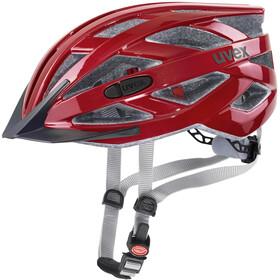 UVEX I-VO 3D Cykelhjelm, riot red
